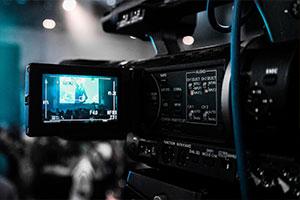 Видеосъемка профессионального рекламного ролика