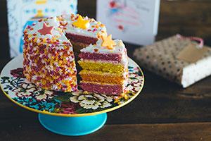 Торт кадр с дня Рождения