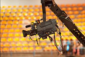 Рабочие будни оборудование для профессиональной видеосъемки