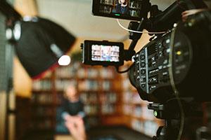 Создании видеосъемки лекции