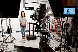 Производственный процесс изготовления обучающего видеопродукта