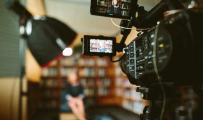 Процесс создания промо-ролика